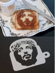 Jesus of Toast No. 1